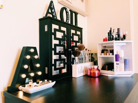 My Convenient Dresser Setup!