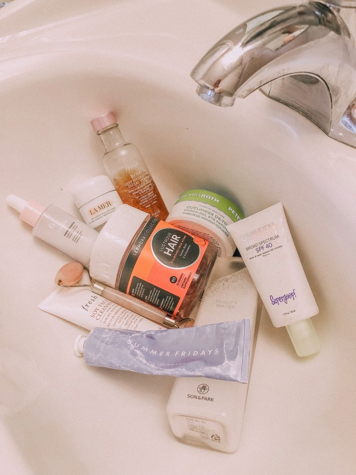 Updated Summer SkincareRoutines