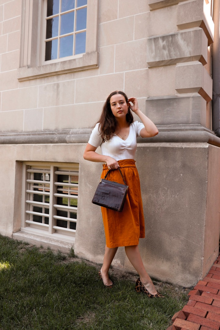 Pre-Fall Outfit Ideas Cady Quotidienne