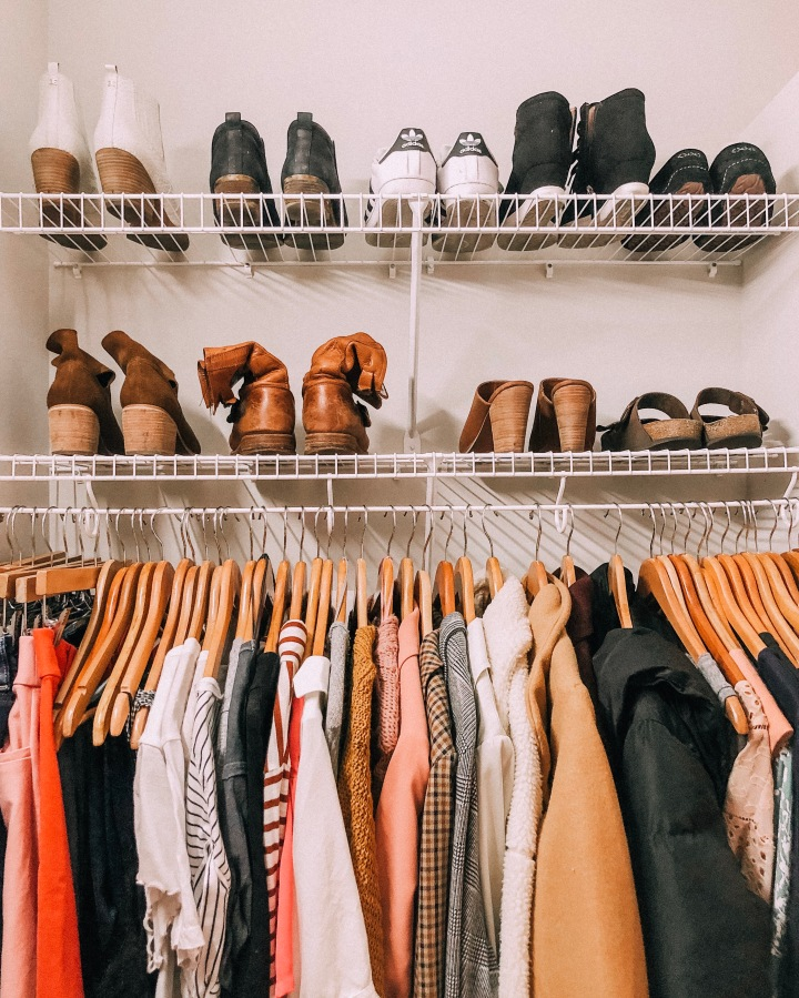 Closet Organization For Dummies